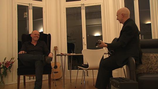 Midge Ure & Glenn Gregory, Into the Night