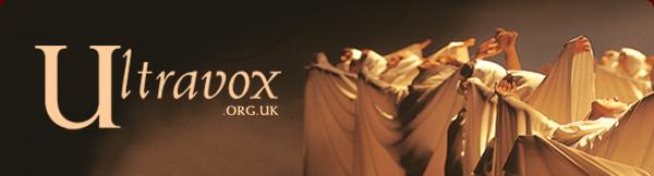 Ultravox Official website