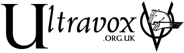 Ultravox.org.uk