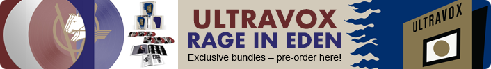 Pre-order Ultravox's 'Extended' remastered remixes album here now, exclusive bundles available!